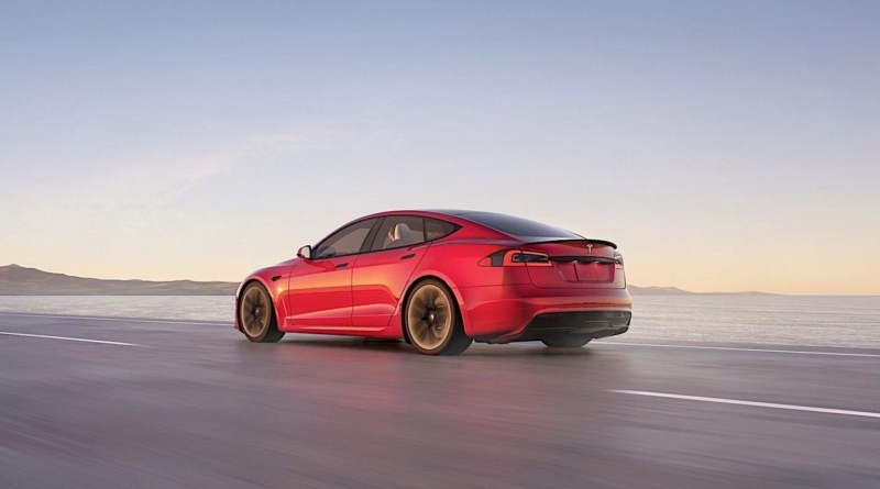 Consegnate le prime 25 Tesla Model S Plaid 1