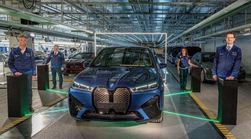 BMW aumenterà la quota di elettriche costruite a Dingolfing