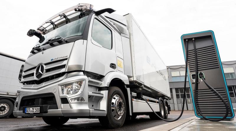 Una joint venture per mettere il turbo all'infrastruttura per i veicoli commerciali