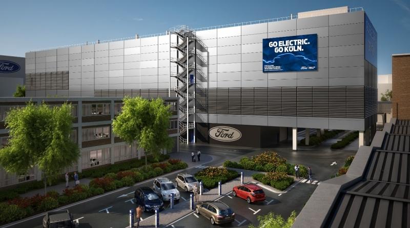 Ford prepara il sito di Colonia che ospiterà l'Electrification Center