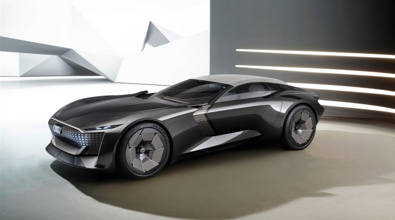 L'unica certezza del concept Skysphere: è un roadster 1