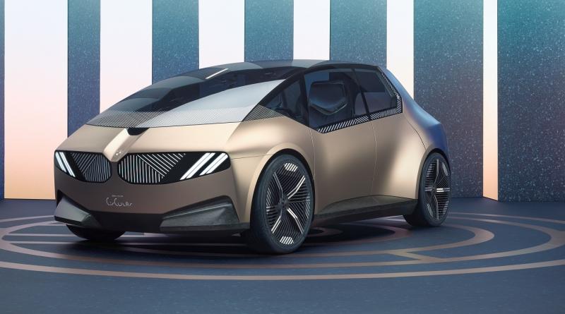 I Vision Circular insegna l'economia circolare alla BMW Neue Klasse