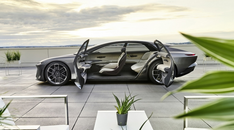 La Grandsphere è una ammiraglia Audi A8 in incognito