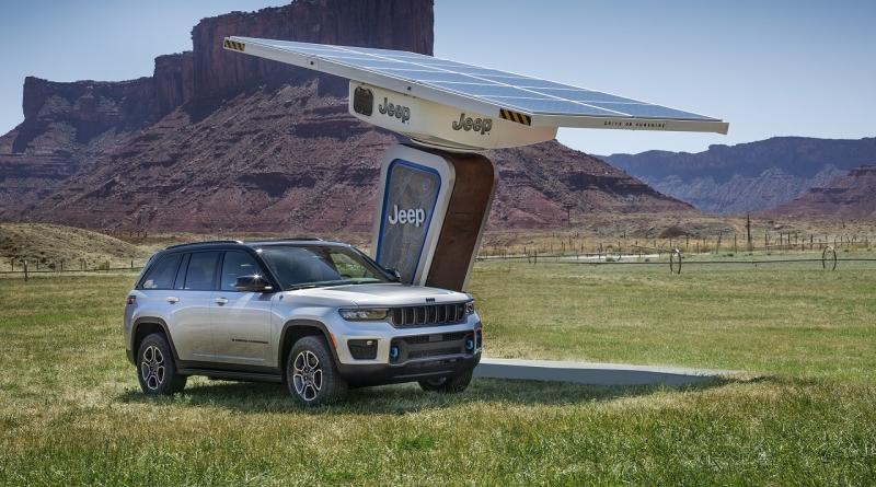 Batterie Samsung SDI per altri modelli Stellantis americani, oltre a Grand Cherokee e Wrangler