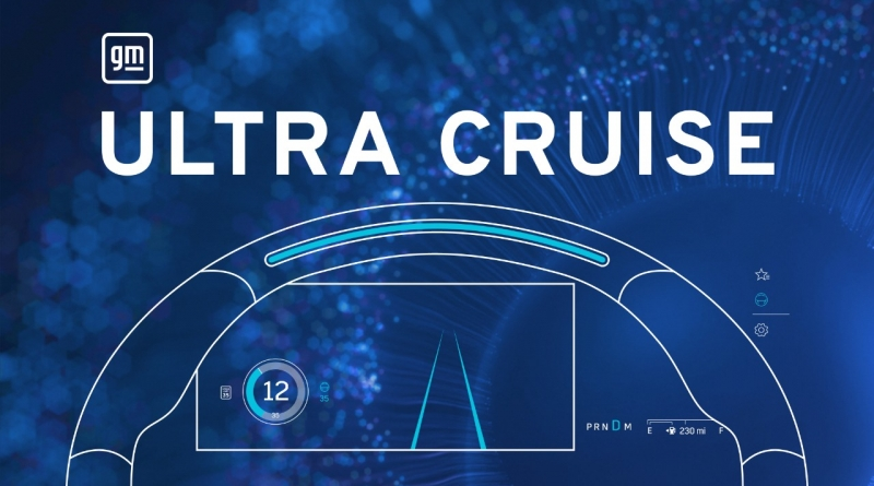 Il 95% del tempo di guida in mano al nuovo Ultra Cruise