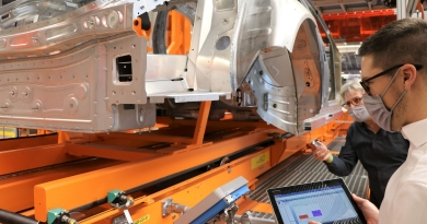 La fabbrica Audi di Neckarsulm: dall'alluminio al litio