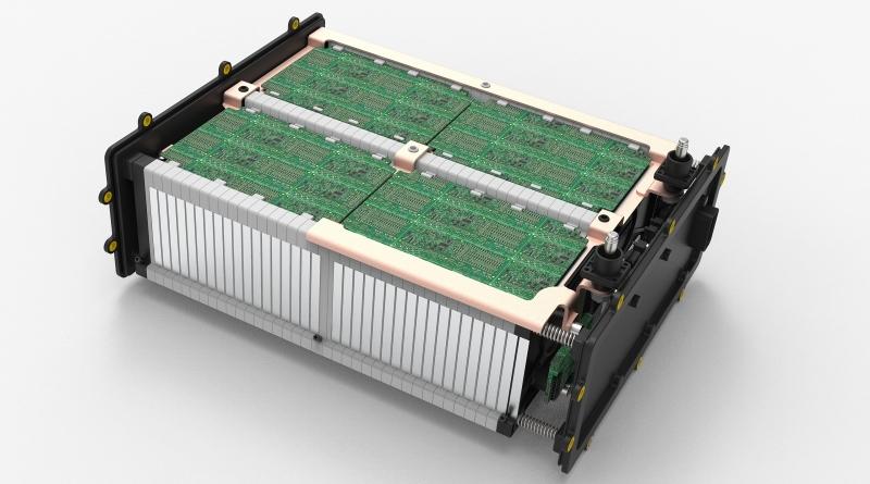 Mahle presenta un concept di batteria per la ricarica in 90 secondi
